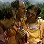 Marvin Kaplan, Joe Ross, and Vito Scotti in The Lost Saucer (1975)