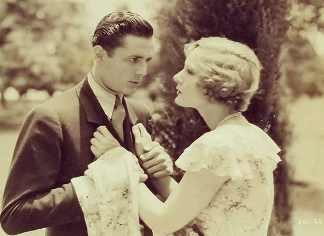 William Bakewell and Madge Evans in Guilty Hands (1931)
