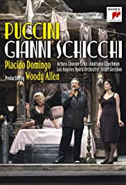 Gianni Schicchi, Opera by Giacomo Puccini Poster