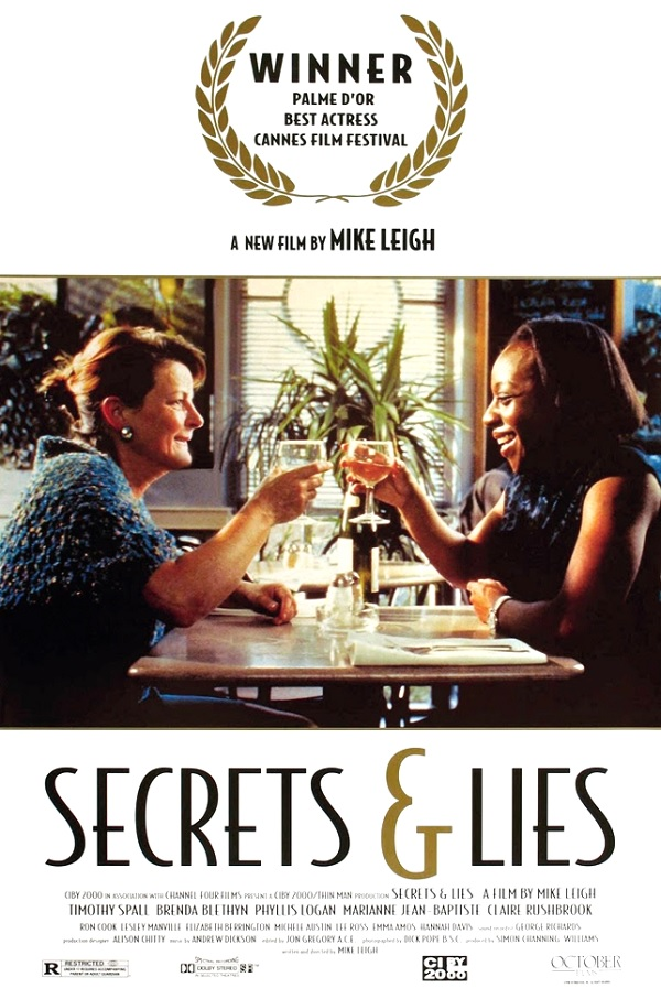 Brenda Blethyn and Marianne Jean-Baptiste in Secrets & Lies (1996)