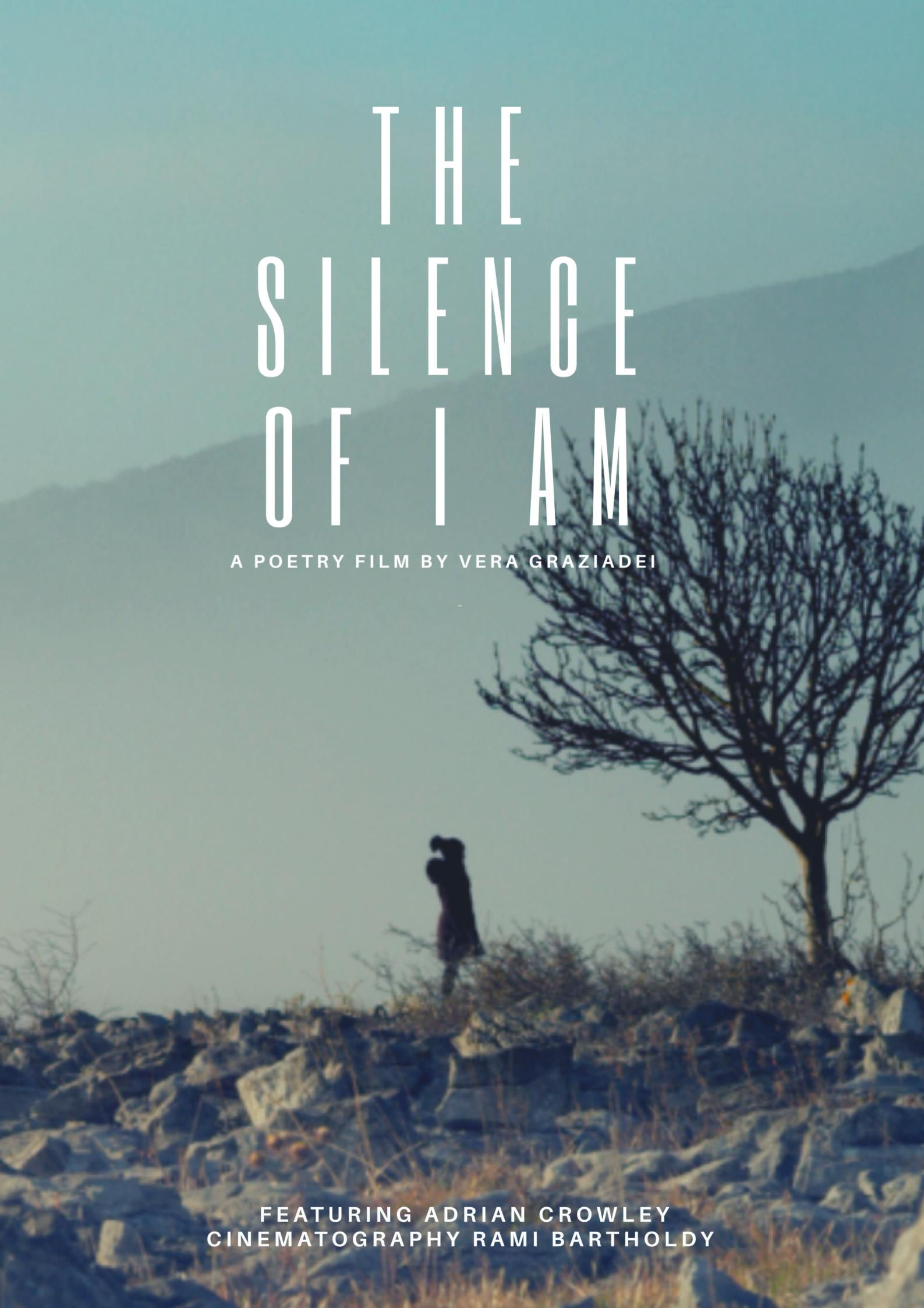Rami Bartholdy, Vera Graziadei, and Adrian Crowley in The Silence of I Am (2019)