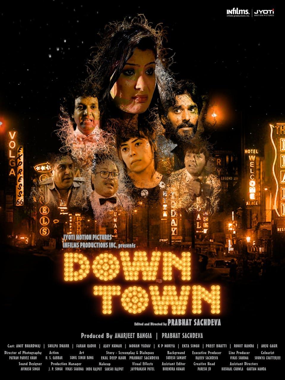 Down Town (2021) Full Bollywood Movie 720p HDRip 450MB