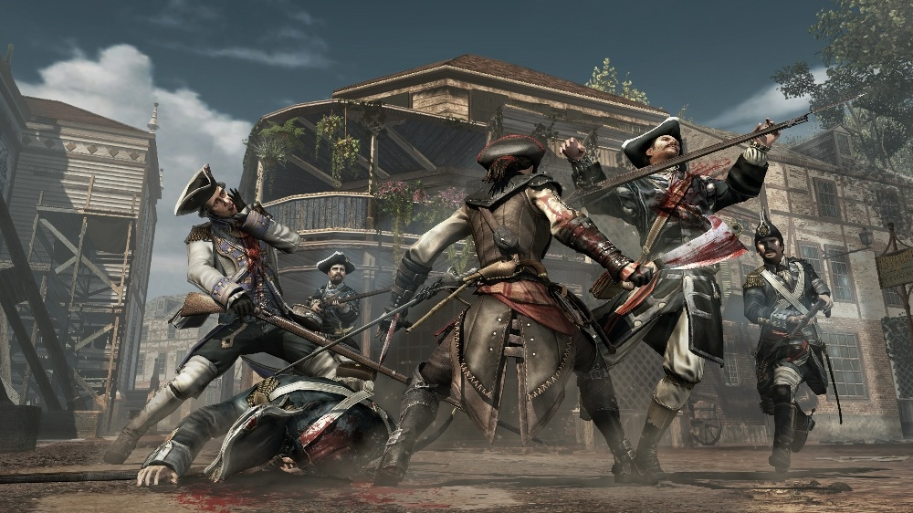 Assassin S Creed Iii Liberation 2012