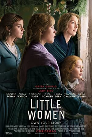 Download Little Women (2019) [Hindi + English] Dual Audio Movie 720p | 480p BLuRay 1.4GB | 400MB