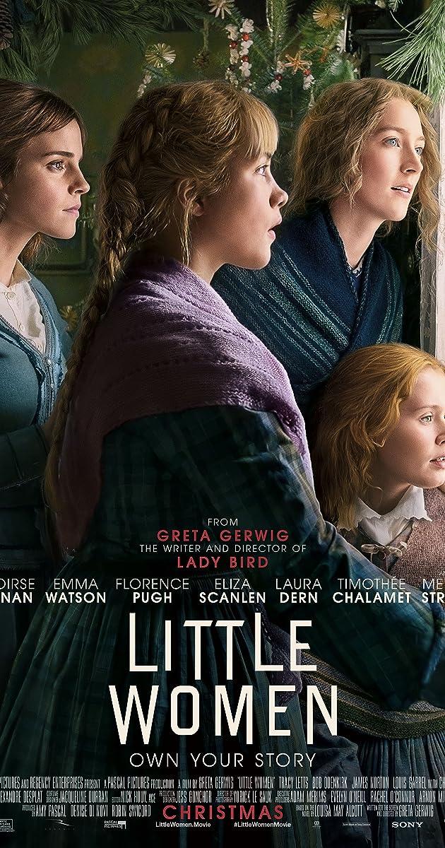 Little Women 2019 REPACK DVDScr XVID AC3 HQ Hive-CM8[TGx]