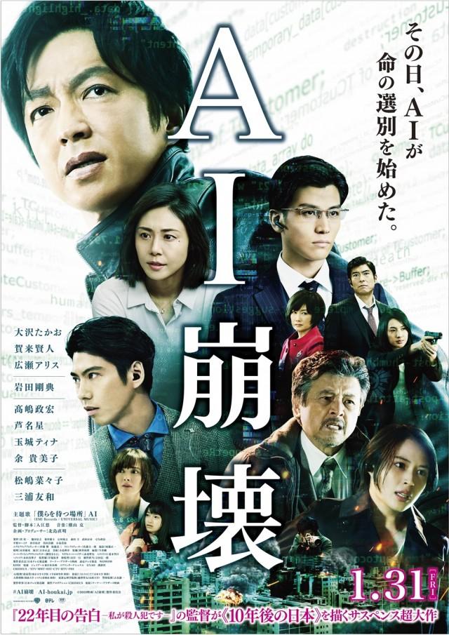 AI Amok (AI Houkai) (2020)