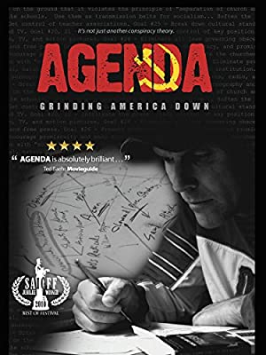 Where to stream Agenda: Grinding America Down