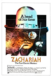 Zachariah (1971) starring John Rubinstein on DVD on DVD