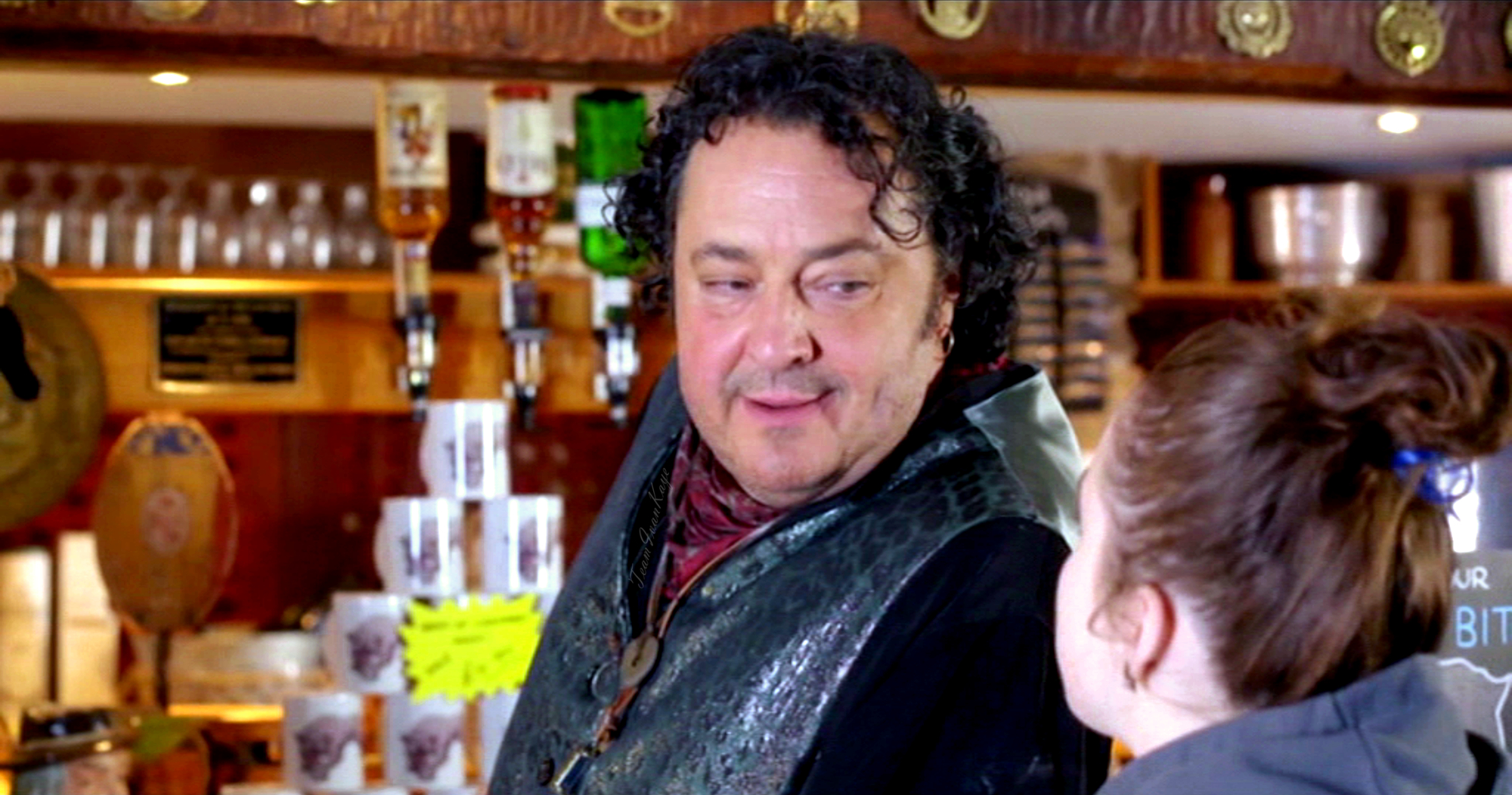 Ivan Kaye in The Coroner (2015)