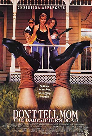 Don't Tell Mom the Babysitter's Dead Poster Image