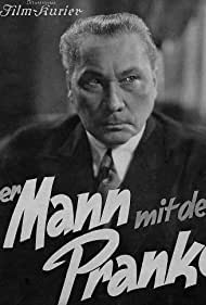 Paul Wegener in Der Mann mit der Pranke (1935)