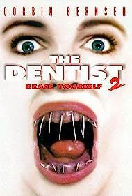 Corbin Bernsen, Linda Hoffman, Jillian McWhirter, Wendy Robie, Susanne Wright, and Brian Yuzna in The Dentist 2 (1998)