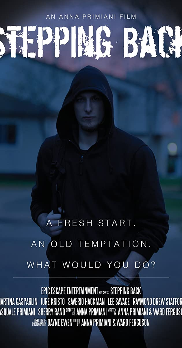 Stepping Back (2014) - Plot Summary - IMDb