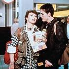Matt Dillon and Ilona Grübel in Target (1985)