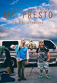 Mr. Presto Poster