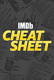 IMDb Cheat Sheet Poster