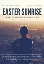 Easter services promo