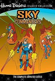 Sky Commanders Poster