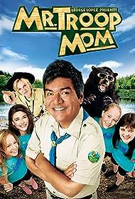 George Lopez, Jane Lynch, and Daniela Bobadilla in Mr. Troop Mom (2009)