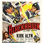 Kirk Alyn and Carol Forman in Blackhawk: Fearless Champion of Freedom (1952)