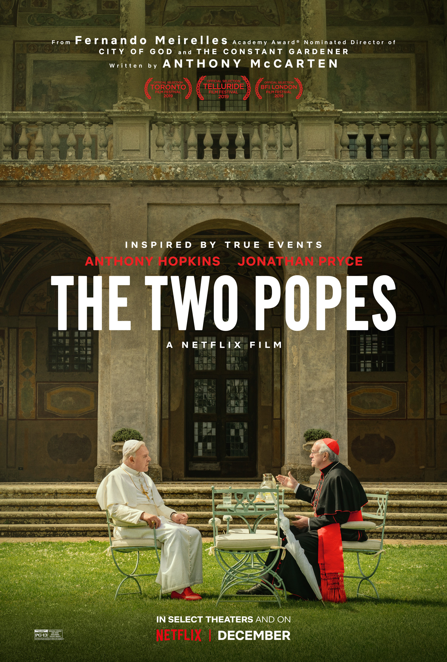DU POPIEŽIAI (2019) / The Two Popes