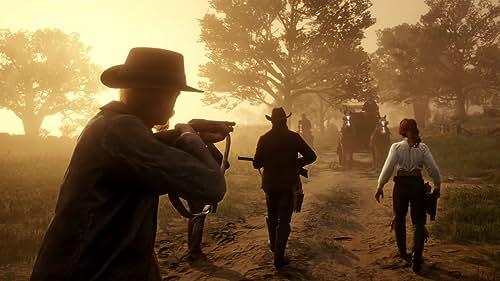 Red Dead Redemption 2: Red Dead Online: Moonshiners Trailer