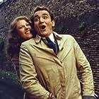 Vittorio Gassman and Stefania Sandrelli in C'eravamo tanto amati (1974)