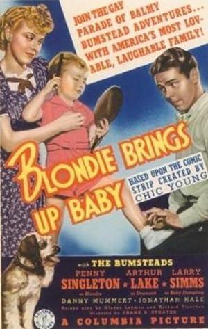 Where to stream Blondie Brings Up Baby