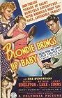Blondie Brings Up Baby (1939) Poster