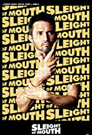 Sleight of Mouth with Justin Willman Poster