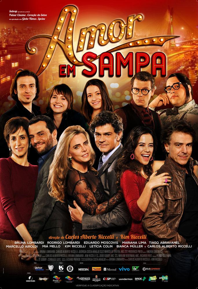 Filme Amor em Sampa Download