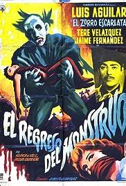 El regreso del monstruo Poster
