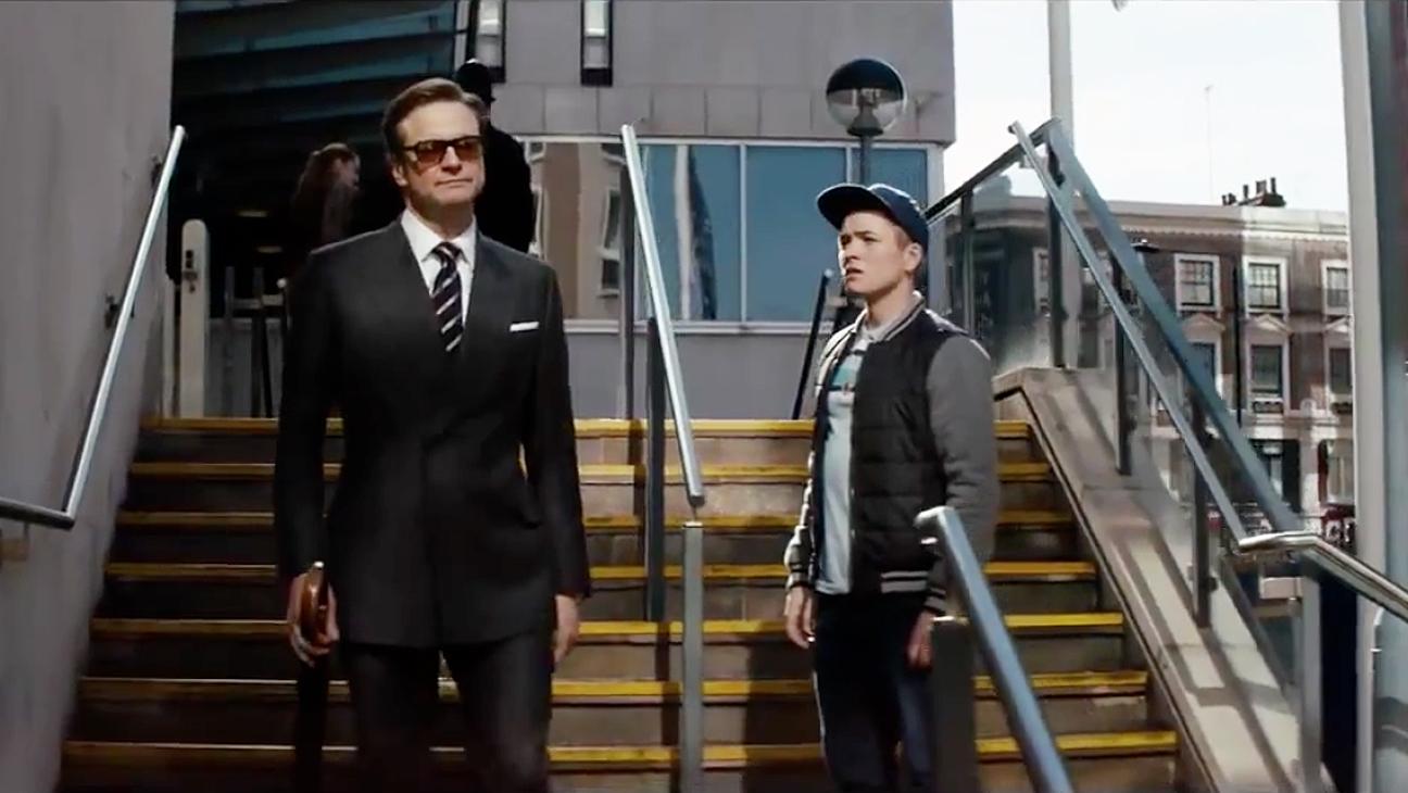 Film Kingsman The Secret Service 2015 Tribunnewswiki Com Mobile