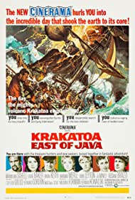 Krakatoa: East of Java (1969) Poster - Movie Forum, Cast, Reviews