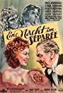 Eine Nacht im Separee (1950) Poster