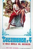 Decameron n° 4 - Le belle novelle del Boccaccio