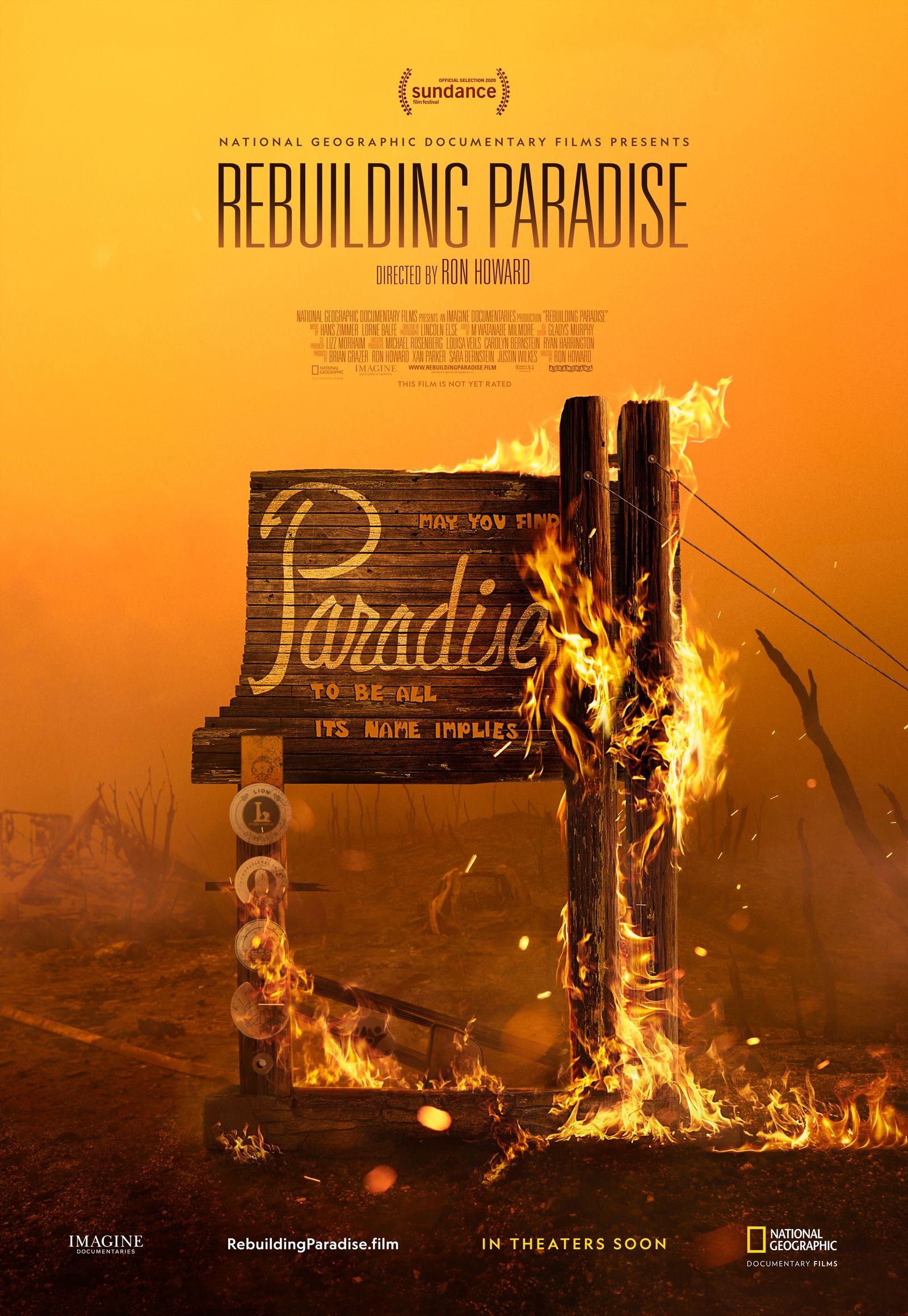 Rebuilding Paradise (2020) - IMDb