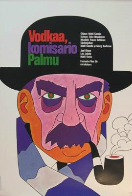 Vodkaa, komisario Palmu (1969)