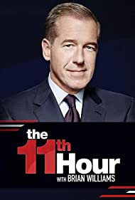 Brian Williams in The 11th Hour with Brian Williams (2016)