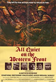 All Quiet on the Western Front (1979) Poster - Movie Forum, Cast, Reviews