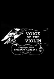 The Voice of the Violin Poster