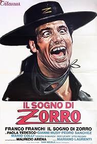 Franco Franchi in Il sogno di Zorro (1975)