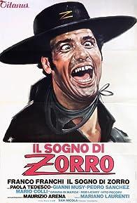 Primary photo for Dream of Zorro