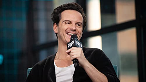 "BUILD: Andrew Scott Was Not Aiming for ""Hot"" Playing the Priest in ""Fleabag"""