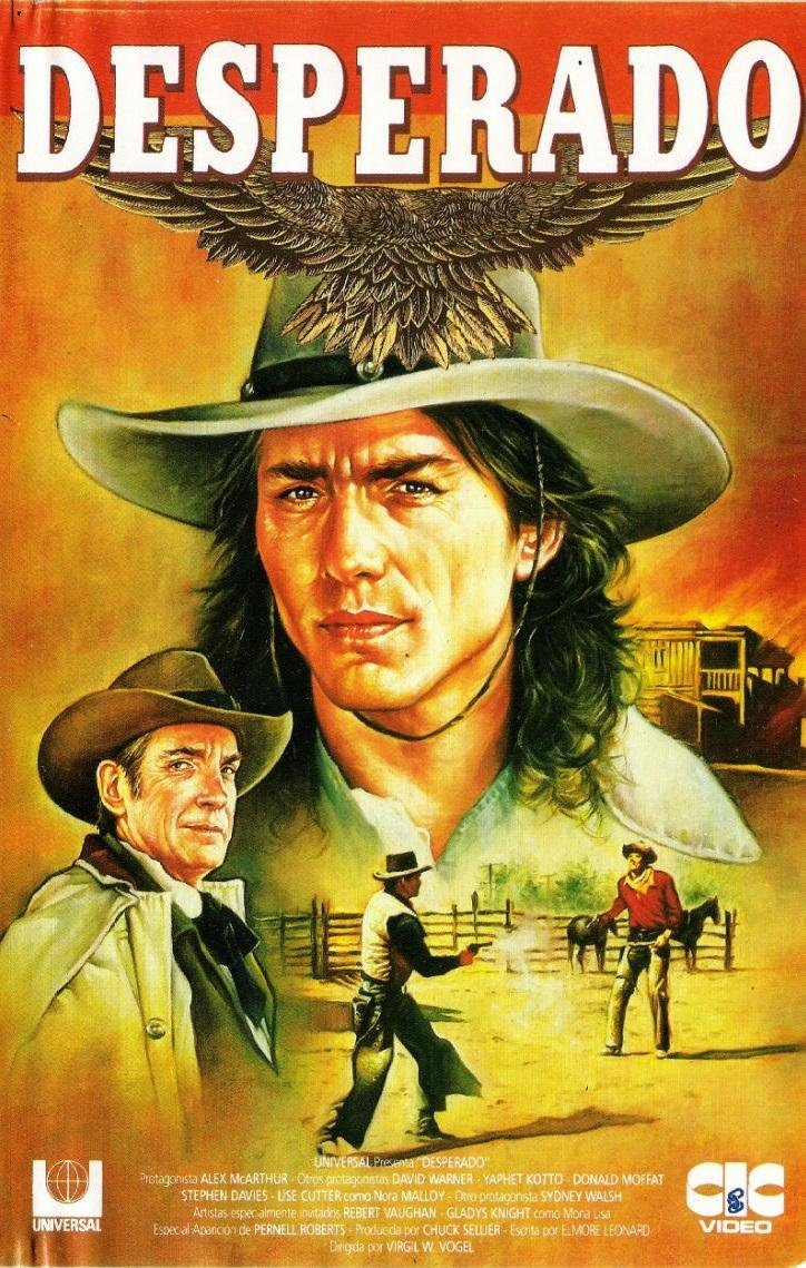 Desperado Tv Movie 1987 Imdb