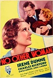 No Other Woman (1933) Poster - Movie Forum, Cast, Reviews