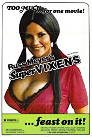 Supervixens (1976) Poster - Movie Forum, Cast, Reviews
