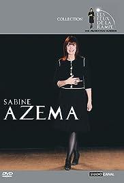 Sabine Azéma Poster