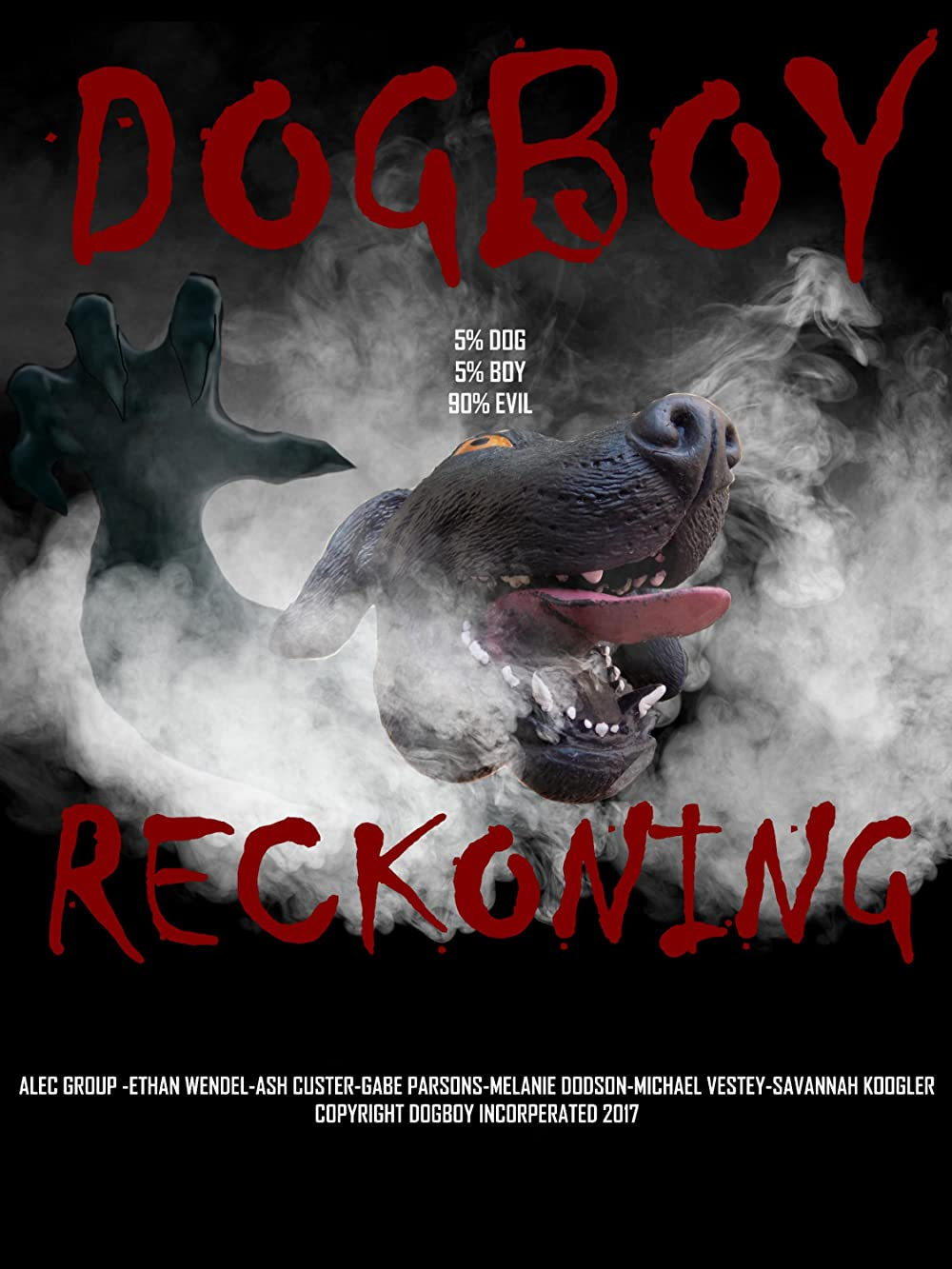 Dogboy: Reckoning 2018