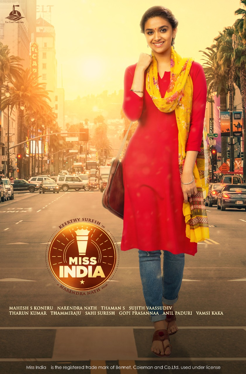 Miss India 2020 Hindi ORG Dual Audio 720p UNCUT HDRip MSub 1.2GB | 448MB Download